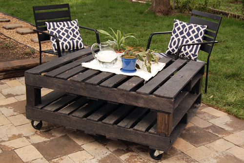 Repurposing Old Pallets | Totally Pinteresting