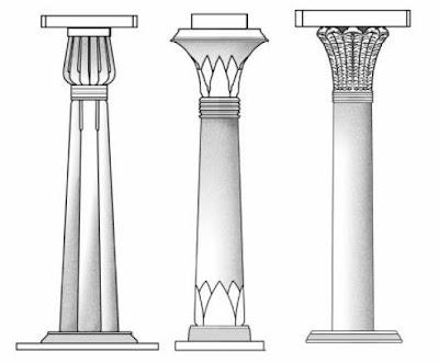 Arte torreherberos resumen arquitectura egipcia for Arquitectura egipcia