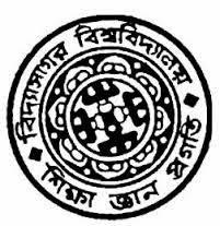 Vidyasagar University Results 2015