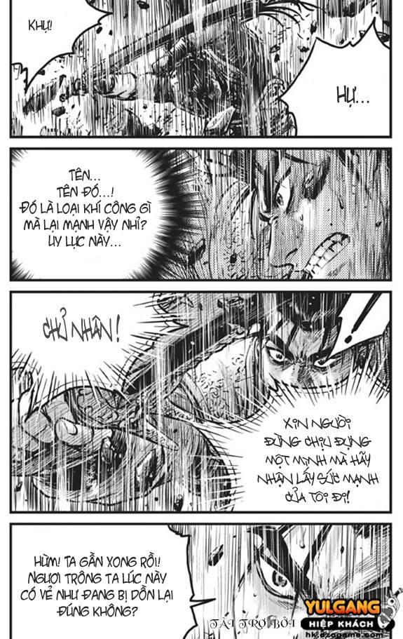 Hiệp Khách Giang Hồ - Chapter 437 - Pic 5