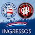 Venda de ingressos para o jogo Bahia x Atlético (PR) - Campeonato Brasileiro 2015