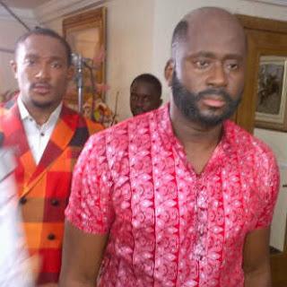 No hair, no hair! Nollywood actor, Desmond Elliot goes totally bald (LOOK)