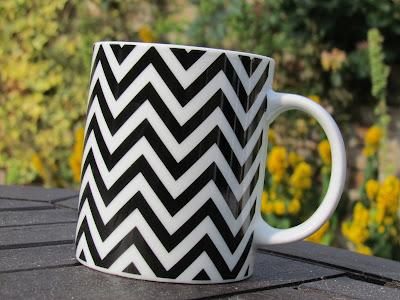 mug, cup, tea, zig-zag, cheap, home decor, design, gift ideas, chevron, book and a cuppa, booka&cuppa, bookandacuppa, bookandcuppa, book & cuppa