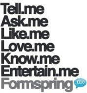 Formspring Me!