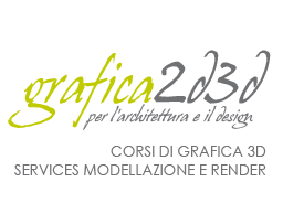 Grafica 2d3d - Corsi Vray Sketchup Autocad Archicad