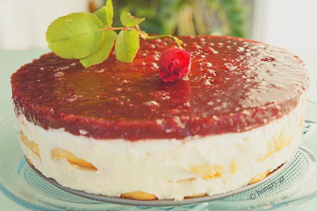 Lingonberry Torte