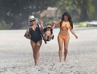 new bikini Kim Kardashian