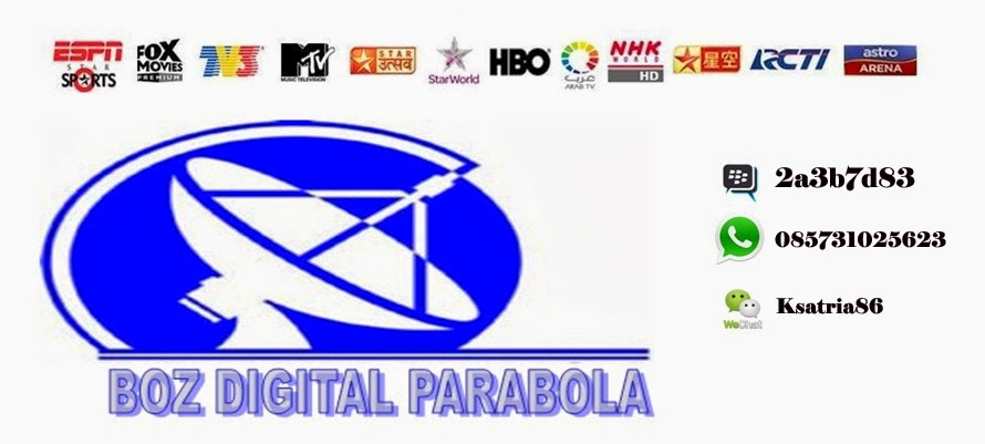 BOZ DIGITAL PARABOLA