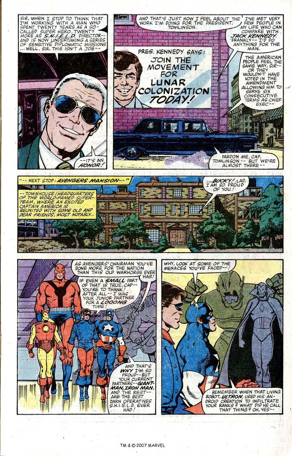 Captain America (1968) Issue #264 #179 - English 7