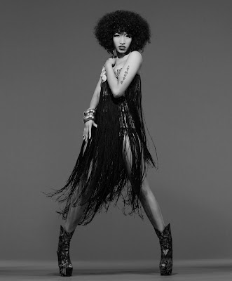 Nicki+Minaj++Black+Book+magazine+MArch+2011+by+Andrew+MacPherson+The+Meteoric+Rise+of+Nicki+Minaj+hot+drake+crazy