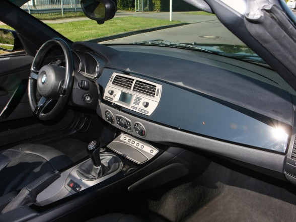 2011 JM Cardesign BMW Z4 E85 - Interior