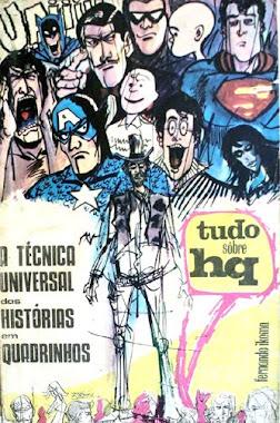 A Técnica Universal das Histórias em Quadrinhos