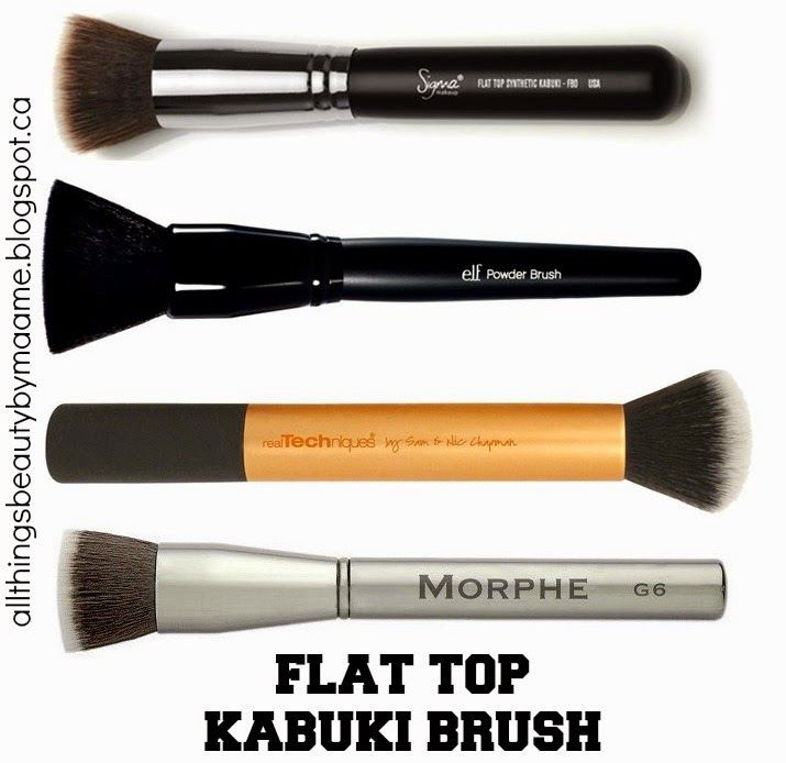 stippling brush results. the ultimate makeup brush guide - part 2   beginners beauty stippling results e