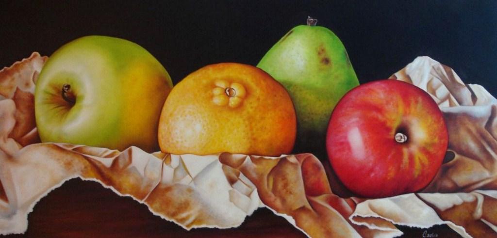 Im genes arte pinturas pintura al oleo bodegones con frutas - Fotos de bodegones de frutas ...