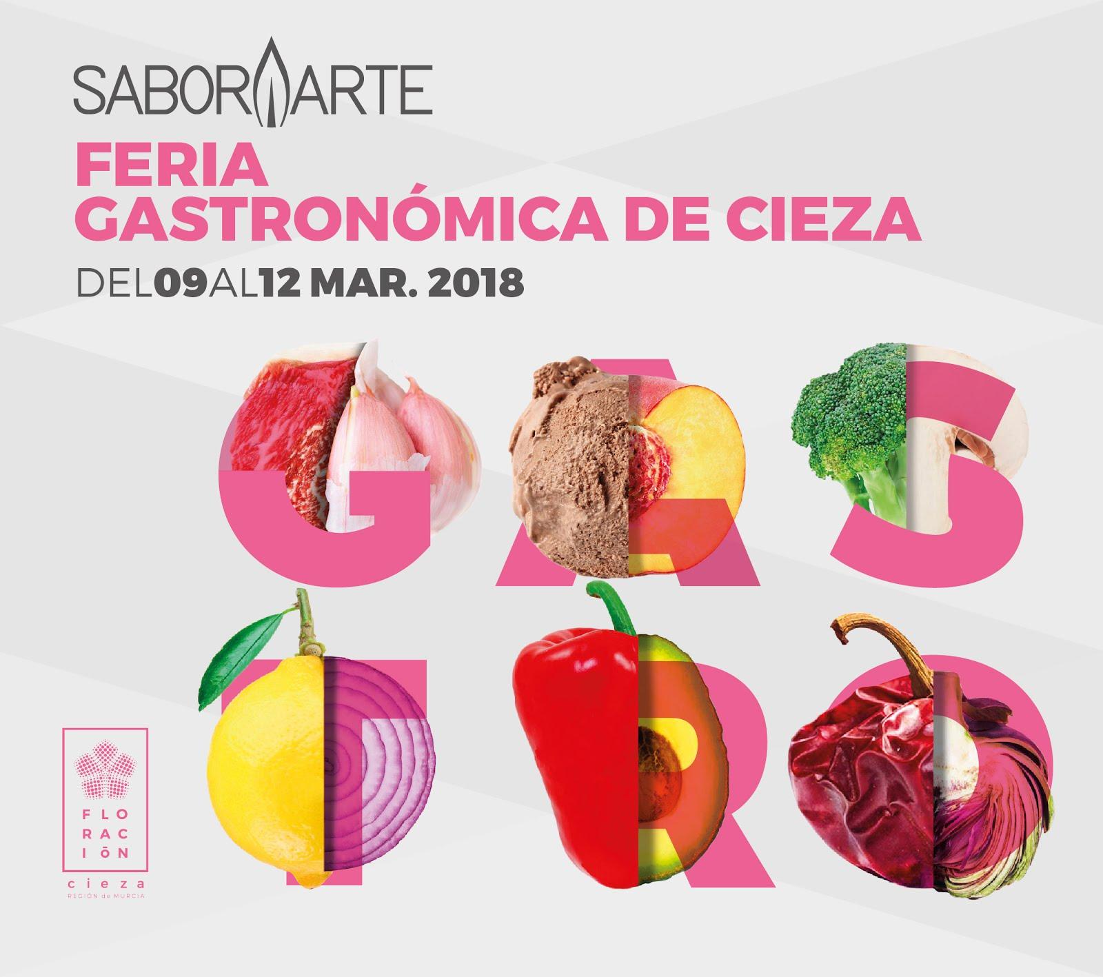 "Feria Gastronómica de Cieza ""SaborArte"" 2018."