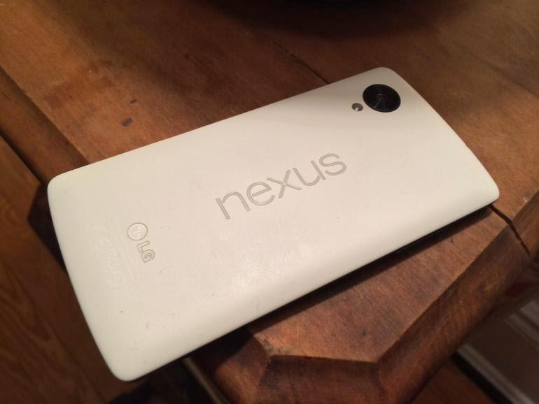google-working-on-Nexus-5-Battery-Reform-drain