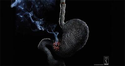 asap rokok bikin sesak