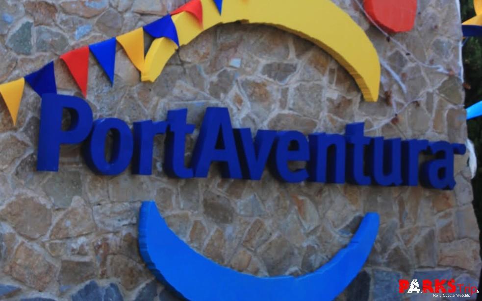 PARKS Trip Une Parade à PortAventura - Entree port aventura