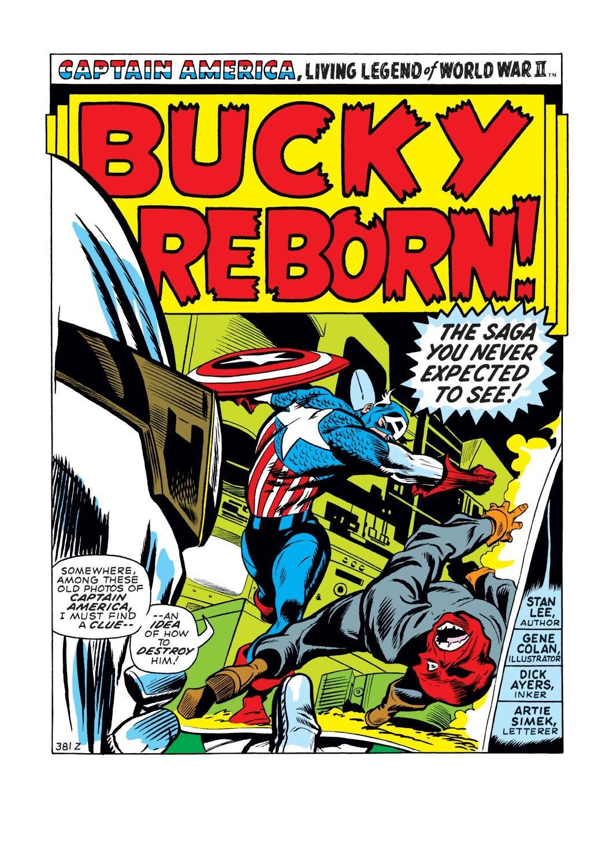 Captain America (1968) Issue #131 #45 - English 2