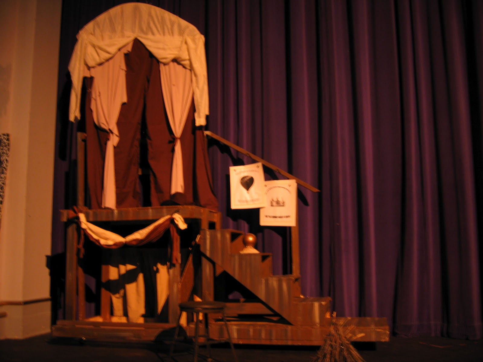 Starting In Reality A Farm Kansas Which We Designed Entirely Sepia Tones Browns And Tan Clothing Set Pieces Make Up Props To Give It The