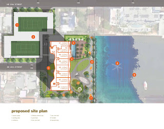 icon bay site plan