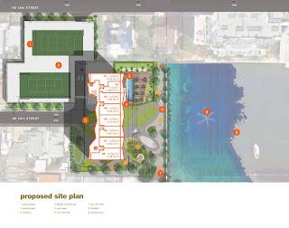 icon bay site plan