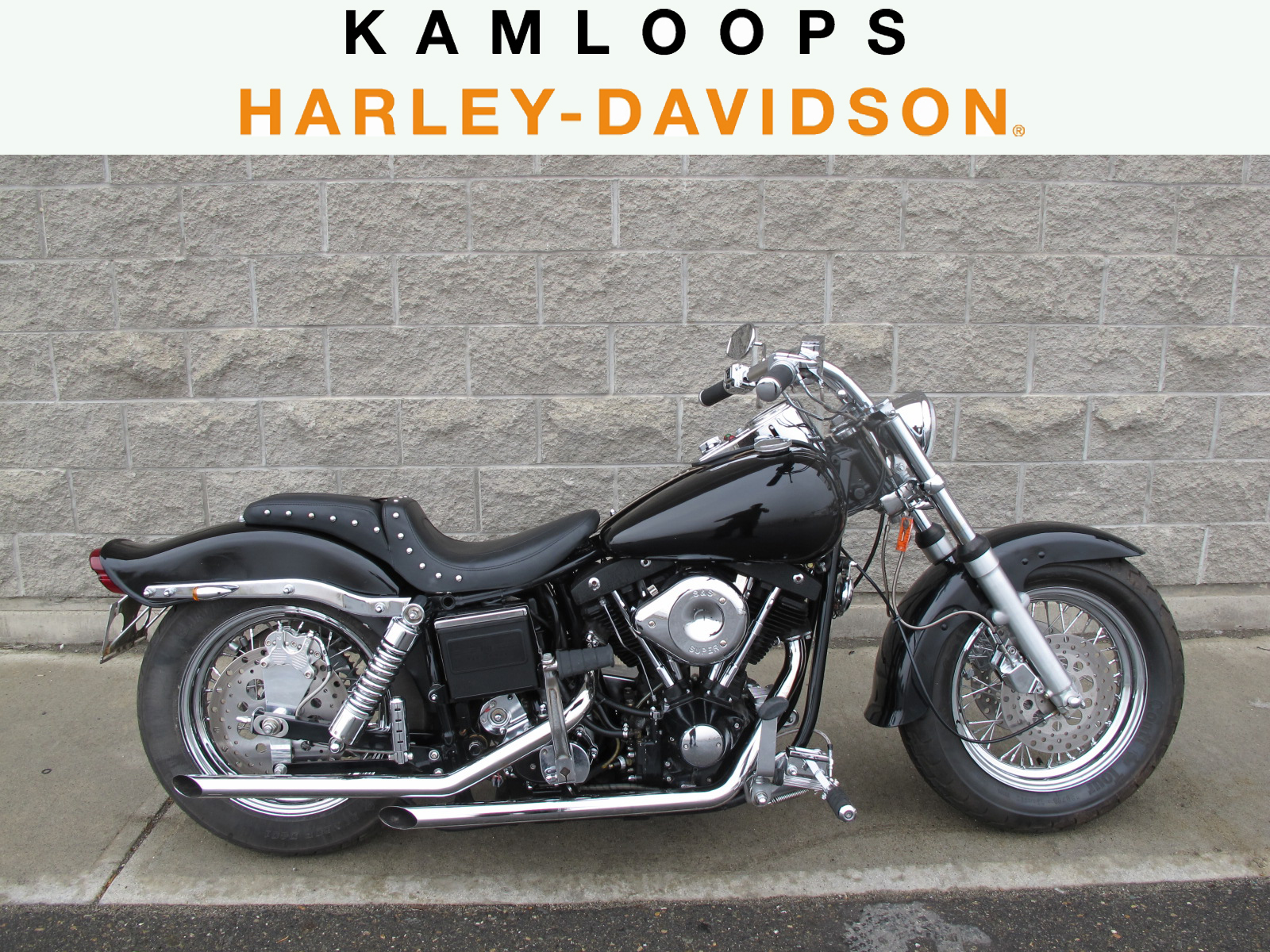 FOR SALE 1981 Harley Davidson FXS Low Rider SOLD