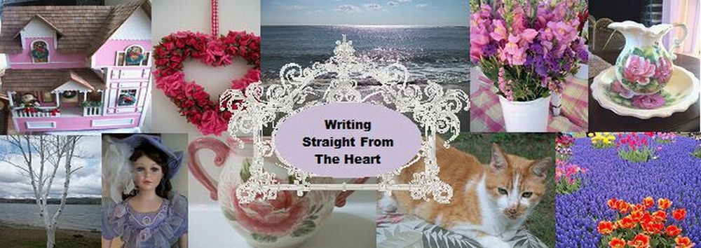 Writing Straight From The Heart