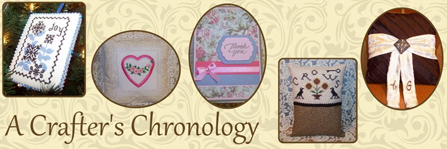 A Crafter's Chronology