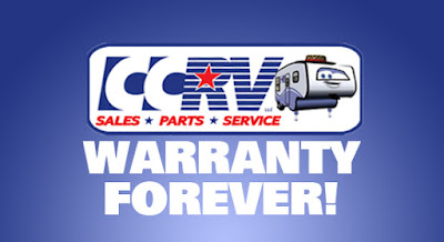 Warranty Forever, CCRV, Travel Trailers