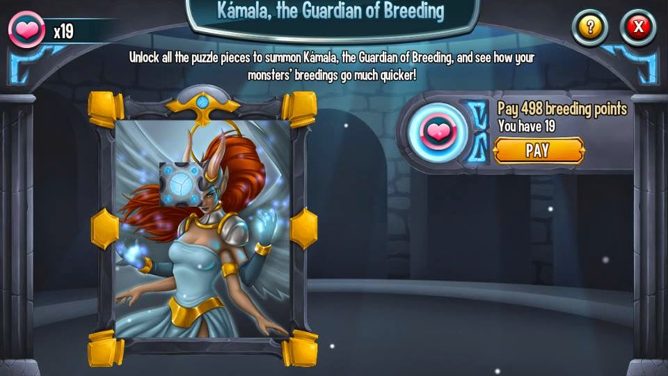 how to get a legendary monster on monster legends