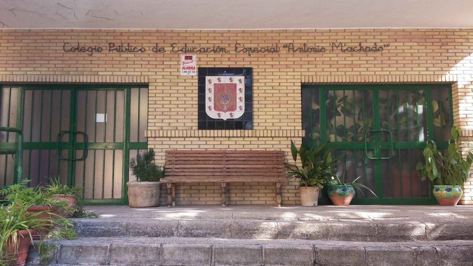CENTRO DE EDUCACION ESPECIAL ANTONIO MACHADO UBEDA