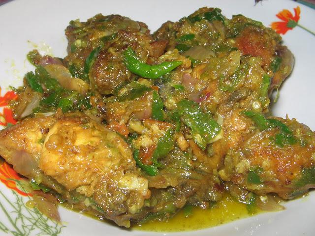 Resep Ayam Geprek Cabe Hijau