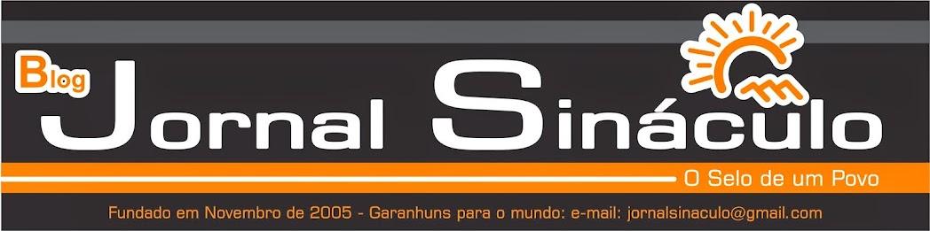 Blog Jornal Sináculo By Selma Mello