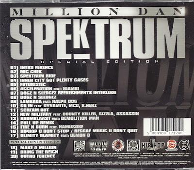 Million Dan – Spektrum (Special Edition) (2008) (VBR V2)
