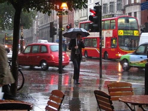 Clima de Londres, Inglaterra