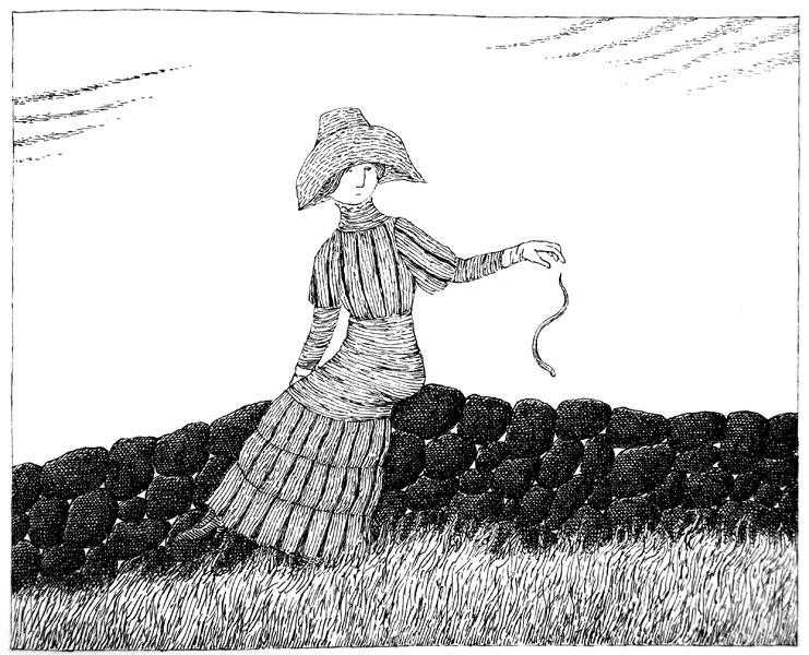 Sevasblog Things I Like Edward Gorey