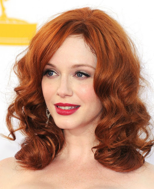 Christina Hendricks, emmy awards 2012
