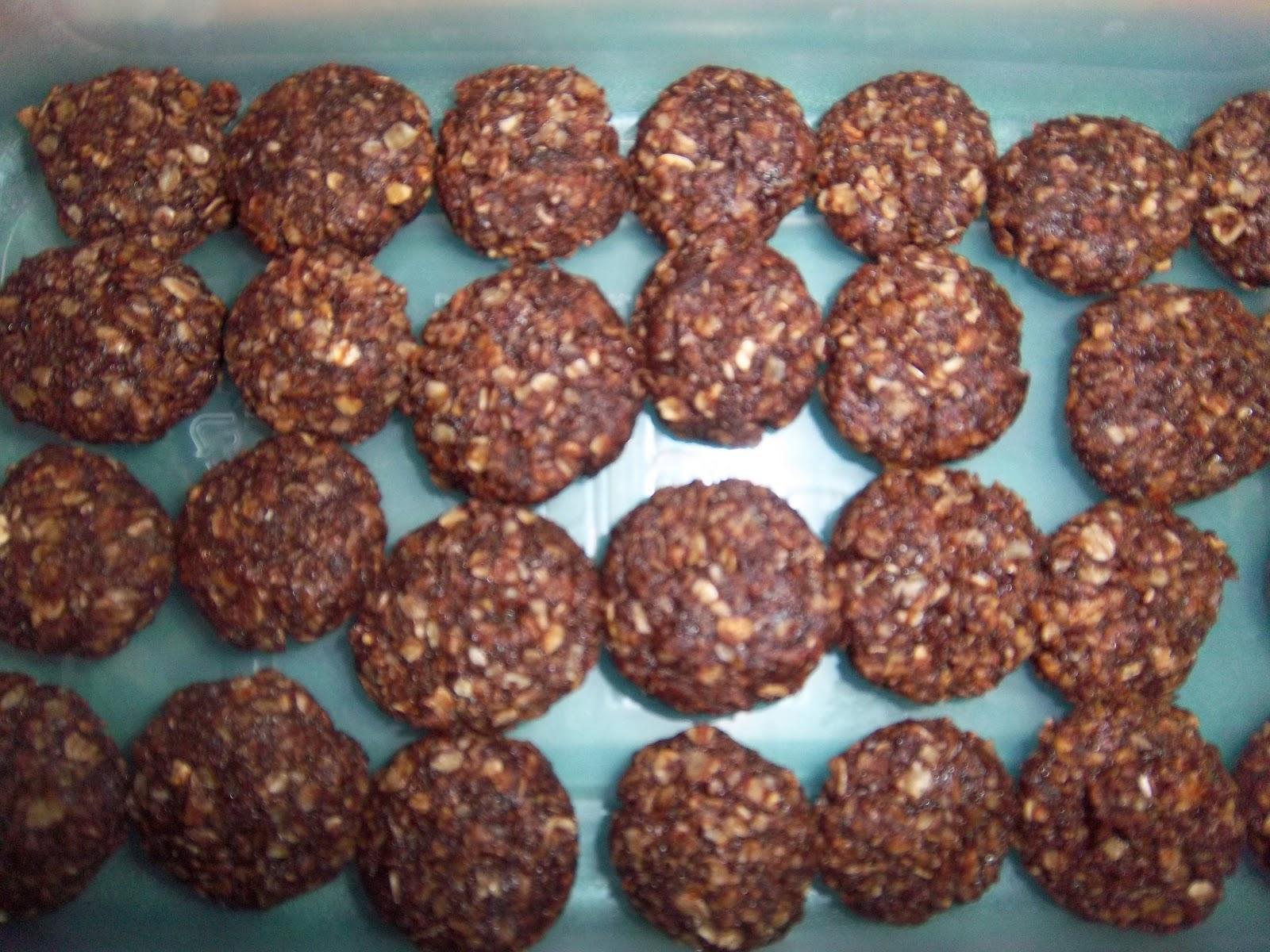 Jazzy Allergy Recipes: Egg Free, Dairy Free, Nut Free No Bake ...