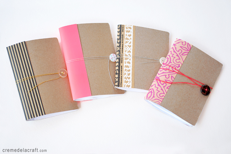 Diy mini notebook from a cereal box ccuart Images