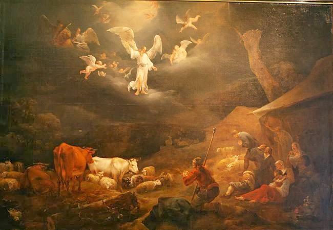 Картинки по запросу Слава в вышних Богу, и на земли мир: во человецех благоволение