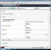 Ngenet Super Hemat TSEL dengan Opera+Proxo