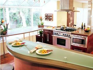 Feng Shui ajuda na decoração - Cozinha