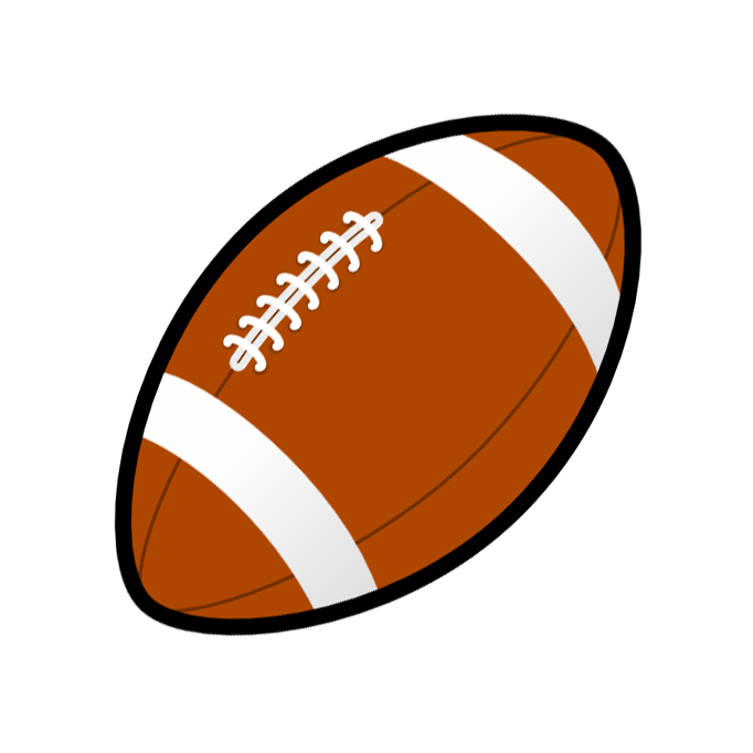 free clip art football game - photo #3