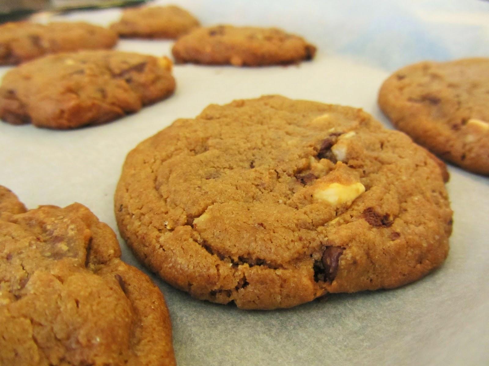 amerikanske sjokolade cookies