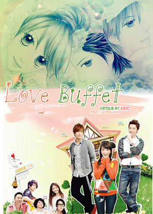 Bữa Tiệc Tình Yêu Vietsub - Love Buffet Vietsub (2010) - (13/13)