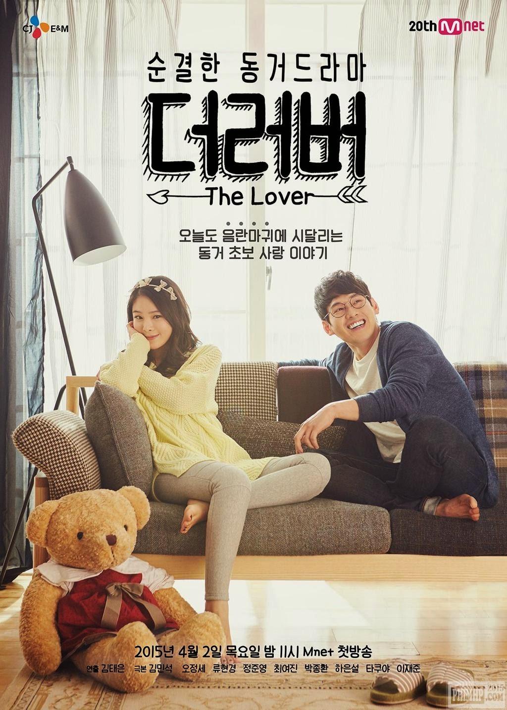 poster Chung cư tình yêu