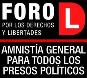 #TodosMarchamo Amnistía para todos los Presos Políticos