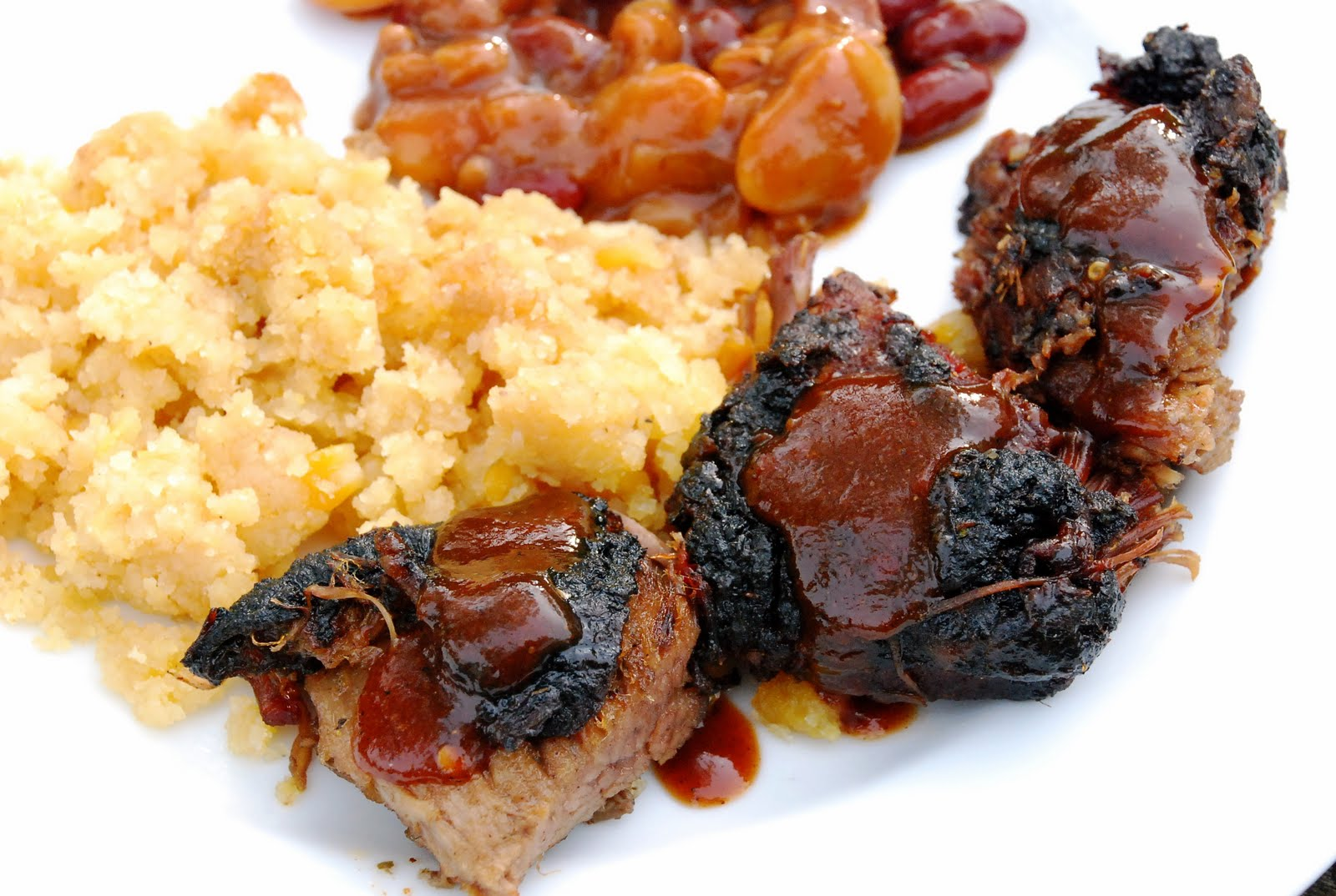 Burnt Ends And Other BBQ Standouts