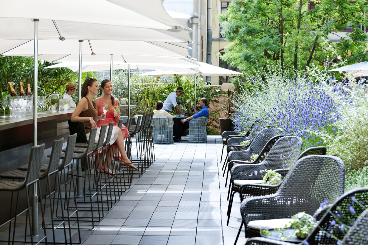 Mi selecci n de terrazas de hotel en barcelona s nia for Terrazas de hoteles en barcelona